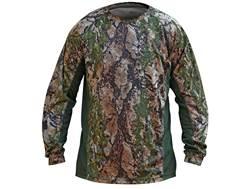 Natural Gear Men's Cool-Tech Performance Shirt Long Sleeve Polyester Natural Gear SC II Camo