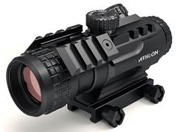 Athlon Optics Midas BTR PR41 Prism Sight 4x 34mm APSR41 Reticle with Picatinny-Style Mount Matte