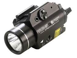 Streamlight TLR-2G Weaponlight LED with Green Laser and 2 CR123A Batteries Fits Picatinny or Gloc...