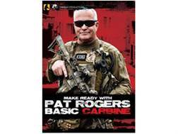 "Panteao ""Make Ready with Pat Rogers: Carbine 2"" DVD"
