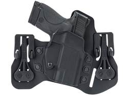 BLACKHAWK! Tuckable Pancake Inside the Waistband Holster Right Hand Kahr CW9, CW40, CM9, PM9 Leat...