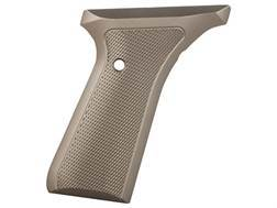 Tactical Solutions Performance Grips Browning Buck Mark Checkered Aluminum Matte Olive Drab