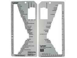 Lyman E-Zee Case Length Gauge II