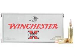 Winchester Super-X Ammunition 7mm Winchester Short Magnum (WSM) 150 Grain Power-Point
