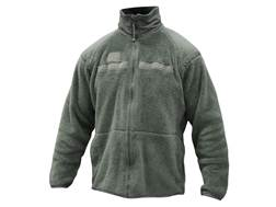 Military Surplus Gen III Fleece Jacket Grade 1 Foliage Green X-Small Short