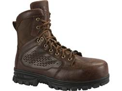 "5.11 EVO 6"" CST Uninsulated Composite Safety Toe Tactical Boots Leather Bison Men's"