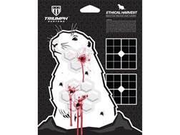 Triumph Systems Ethical Harvest Prarie Dog Target Package of 3