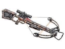 Wicked Ridge Invader X4 Crossbow Package with Multi-Line Scope and ACUdraw 50 Mossy Oak Break Up ...
