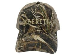 Beretta Men's Low Profile Trucker Hat Polyester/Nylon
