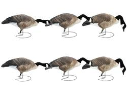 GHG Commercial Grade Full Body Honker Goose Decoy Pack of 6