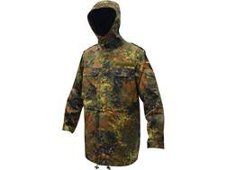 Military Surplus German Cold Weather Parka Flecktarn Camo