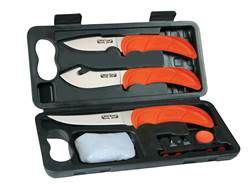 Outdoor Edge Wild-Lite Compact 6-Piece Butcher Knives Kit