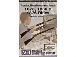 "American Gunsmithing Institute (AGI) Technical Manual & Armorer's Course Video ""Winchester 1866, ..."