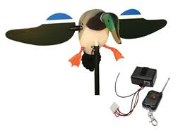 MOJO Mallard Drake Motion Duck Decoy with Multi-Cycle Remote Control