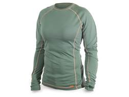 First Lite Women's Lupine Crew Shirt Long Sleeve Merino Wool