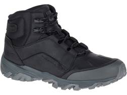 """Merrell Coldpack Ice+ Mid Polar 5"""" 200 Gram Insulated Waterproof Hiking Boots Leather/Synthetic"""