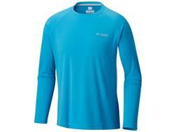 Columbia Men's Cast Away Zero II Shirt Long Sleeve Polyester
