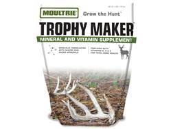 Moultrie Trophy Maker Feed Additive Deer Supplement 4 lb