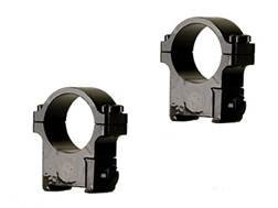 "CZ 1"" Ring Mounts CZ 527 (16mm Dovetail) Blued Medium"