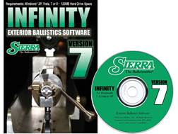 "Sierra ""Infinity Exterior Ballistic Software Version 7"" CD-ROM"