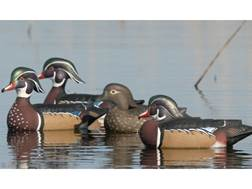 GHG Pro-Grade Pre-Texas Rigged Wood Duck Decoy Pack of 6
