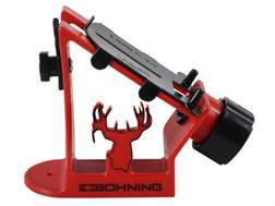 Bohning HELIX Arrow Fletching Jig Polymer Red and Black