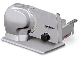 "Chef's Choice Model 665 Professional Electric Food Slicer 8.5"" Blade Aluminum"