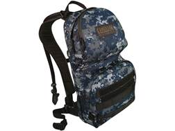 CamelBak M.U.L.E. Backpack with 100 oz Hydation System Navy Working Uniform Camo