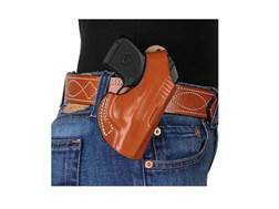 DeSantis The Maverick Belt Holster Leather