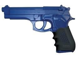 Pachmayr Tactical Grip Glove Slip-On Grip Sleeve Beretta 92FS Rubber Black