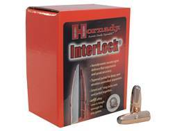 Hornady InterLock Bullets 416 Caliber (416 Diameter) 400 Grain Round Nose Box of 50