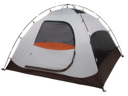 ALPS Mountaineering Meramac 6 Dome Tent 10' x 10' x 6' Polyester Green, White and Orange