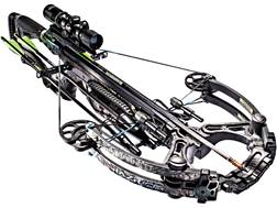 Barnett Razr Ice CRT Crossbow Package with 1.5-5x32 Premium Illuminated Scope Mossy Oak Treestand...