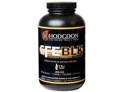 Hodgdon CFE BLK Smokelsss Powder