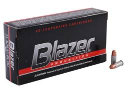 Blazer Ammunition 25 ACP 50 Grain Full Metal Jacket Box of 50