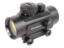 Barska Red Dot Sight 30mm Tube 1x 3-Dot Crossbow Reticle with Integral Weaver-Style Mount Matte