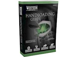 "Western Powders ""Handloading Guide: 1st Edition"" Reloading Manual"