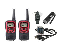 Midland EX37VP E+Ready Two-Way Radio Combo