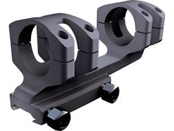 Nikon BLACK Series Extended 1-Piece Cantilever Scope Mount with Integral 30mm Rings Matte