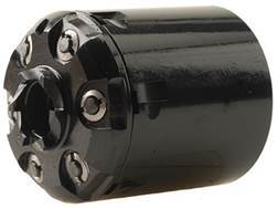 Howell Old West Conversions Conversion Cylinder 36 Caliber Pietta 1851-1861 Navy Steel Frame Blac...