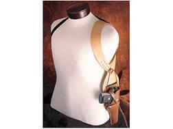 Hunter 67-99 Shoulder Harness Right Hand Converts Snap-Off Belt Holster to Shoulder Carry Leather...