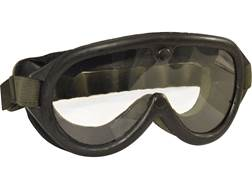 Military Surplus Sun, Wind and Dust Goggles Grade 2 Black