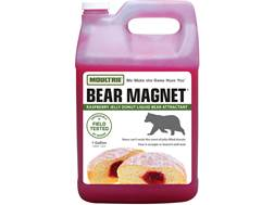 Moultrie Bear Magnet Raspberry Jelly Donut Bear Attractant Liquid 1 Gallon