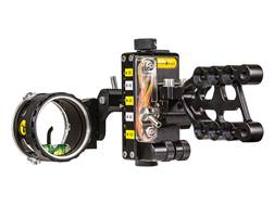 Trophy Ridge React-One Pro 1-Pin Bow Sight with Light Right Hand Black