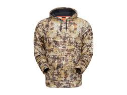 Plythal Men's Heavyweight Scent Control Hoody 3.0 Polyester Digital Marsh Camo Medium