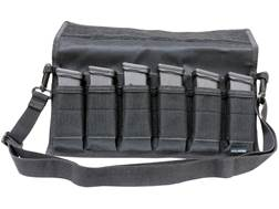 Magpul PMAG 15 GL9 Magazine Glock 19 9mm Luger 15-Round Polymer Black Pack of 6 with MidwayUSA 6 ...