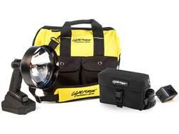 Lightforce Enforcer 170 HID Walk Pack Handheld Spotlight with Rechargeable SLA Battery Polymer Black