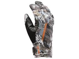 Sitka Gear Downpour GTX Waterproof Gloves Polyster Gore Optifade Elevated II Camo