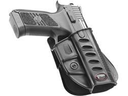 Fobus Evolution Belt Holster Right Hand CZ P-07, P-09 Polymer Black