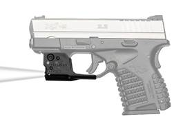 Viridian Reactor TL Weapon Light with 1 CR2 Battery Springfield Armory XDS Polymer Black with Hyb...